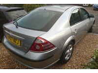 Ford Modeo 2.2 Edge good condition, new clutch