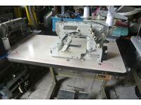 Yamato VF2303- Coverstitch Chainstitch Industrial Sewing Machine