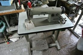 Juki Industrial lockstitch sewing machine Model DDL-555