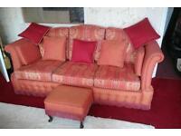 2 lovely sofas 3+2
