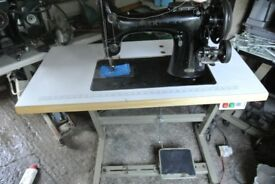 Singer 132K10 Heavy Duty Sewing Machine,-Horse Rugs, Saddles, Handbags, Upholstery