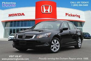 2010 Honda Accord EX-L | LEATHER | SUNROOF | HEATED SEATS