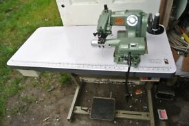 Blind hemmer felling machine industrial sewing machine