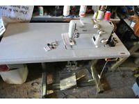 Pfaff 260 Zig Zag Freehand Embroidery Industrial Sewing Machine