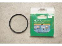 Hoya 72mm UV filter