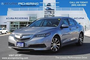 2015 Acura TLX Tech | NAVIGATION | HEATED STEERING | MEMORY SEAT