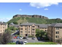 EDINBURGH FESTIVAL LET - Parkside Terrace, 2 Bedroom Top Floor Flat In Amazing Festival Location!