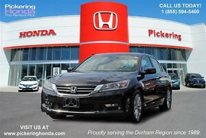 2014 Honda Accord EX-L | LEATHER | ALLOYS | BLUETOOTH