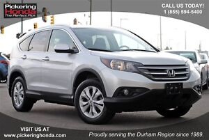 2014 Honda CR-V Touring LEATHER NAVI AWD