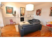 Beautiful 2 bed garden flat set on this exclusive street in much sought after area of Brondesbury Pk