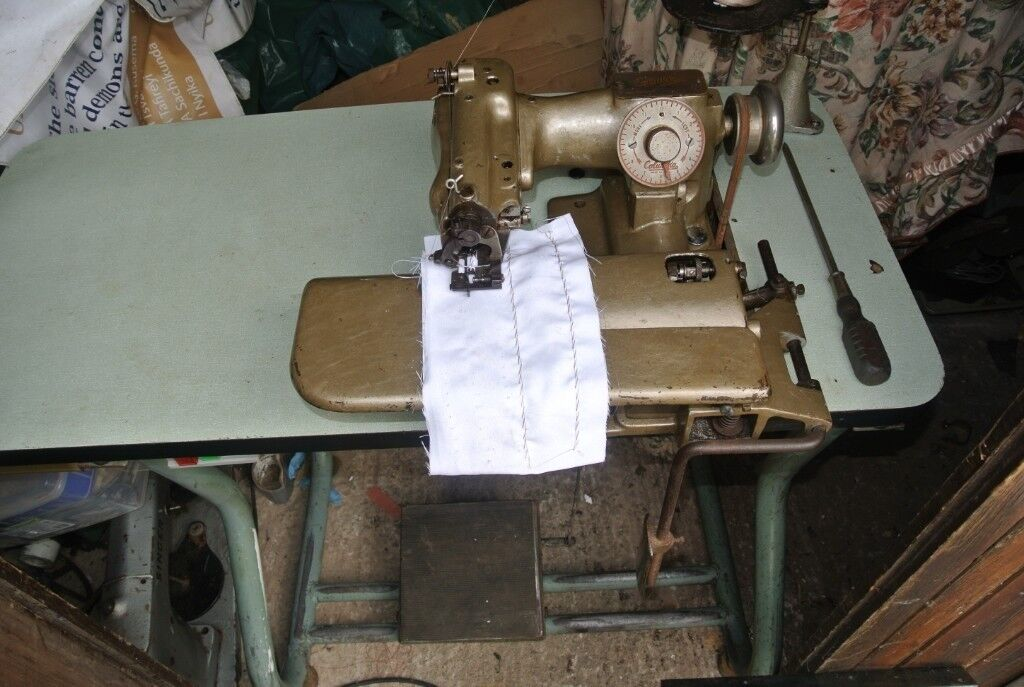 Columbia Blind Hemmer Felling Machine Industrial Sewing Machine Impressive Gumtree Industrial Sewing Machine For Sale