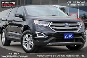 2016 Ford Edge SEL NAVI LEATHER SUNROOF