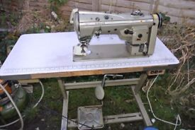 SINGER FREEHAND EMBROIDERY ZIG ZAG INDUSTRIAL SEWING MACHINE