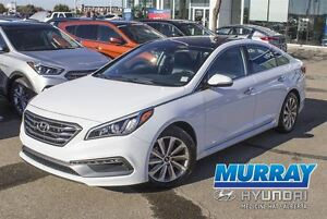 2015 Hyundai Sonata Sport | Leather | Sunrrof | Backup Cam