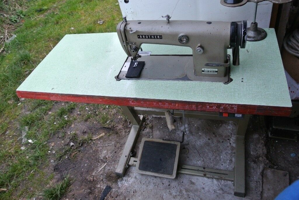 Brother DB40B4040 Lockstitch Sewing Machine In Westbury On Trym Best Db2 B755 3 Brother Sewing Machine Parts