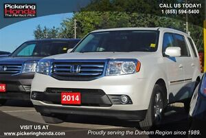 2014 Honda Pilot Touring | LEATHER | HITCH | 4WD