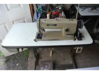 BROTHER Industrial lockstitch sewing machine Model mark 3 Single Phase,