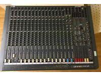 Soundcraft spirit live 4 2 mixing desk