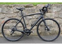 2016 SPECIALIZED ROUBAIX COMP DISC CARBON ROAD RACING BIKE. SUPERB CONDITION. ULTEGRA. COST £2000+