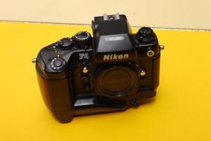 Nikon F4  ( hardly used )