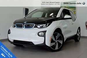 2014 BMW i3 Lodge Interior + Technology Package