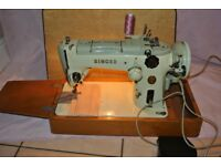 Singer automatic Freehand embroidery Sewing Machine Model 319K2