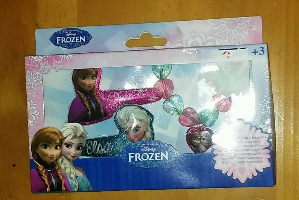 New Frozen Gift Set