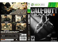 xbox 360 game black ops 2 boxed