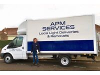 APM Services - Furniture Removals & Local Light Deliveries - Experienced & Reliable, Courier, Waste