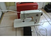 Vintage Bernina Model 808 Zig Zag Sewing Machine