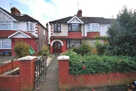 3 Bedroom End Terraced House - 2 Receptions - Fully Furnished - Available from 17th December 2016