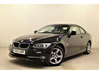 BMW 3 SERIES 2.0 320D SE 2d 181 BHP + 1 PREV OWNER + SAT NAV + LEATHERS (black) 2012