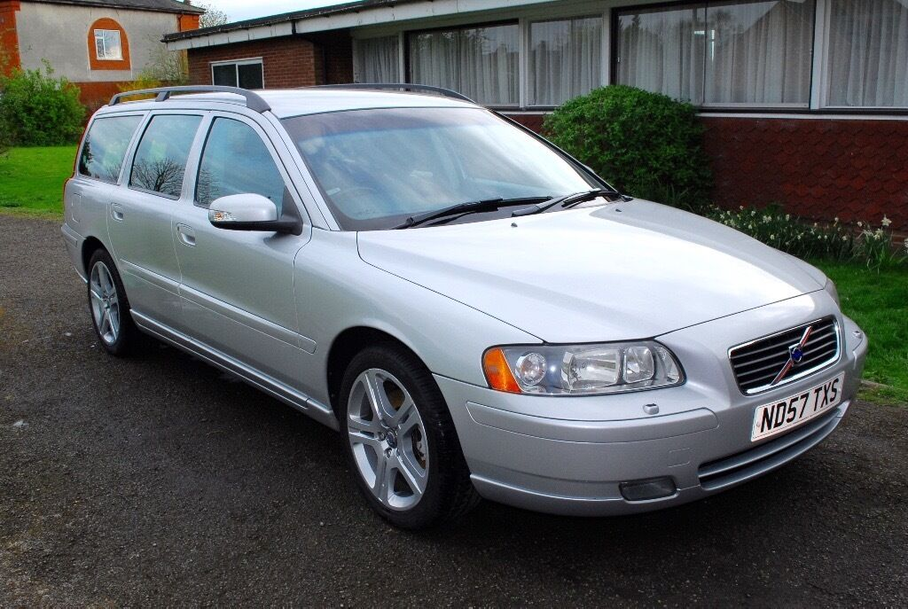 volvo v70 d5 sport in lincoln lincolnshire gumtree. Black Bedroom Furniture Sets. Home Design Ideas