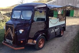 Citroen Hy Van for hire. Weddings, Catering, Party's, Events, Advertising , Festivals, Street food