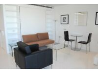 ** BRIGHT STUDIO ON THE 26TH FLOOR OF PAN PENINSULA, ACCESS TO GYM, SWIMMING POOL & CINEMA, CB **