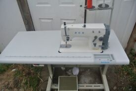 Freehand Embroidery ACE Zig Zag/Straight Stitch Industrial Sewing Machine