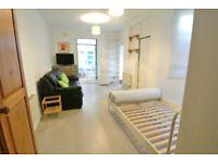 Ground floor 1 bedroom flat with garden in Willesden Green. Inc c/tax, gas, water + shared wi-fi