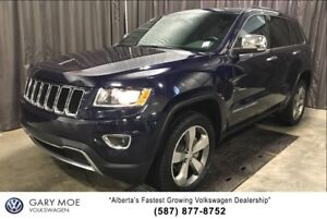 2016 Jeep Grand Cherokee Limited  v6. Back up camera, Leather, N