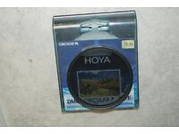 Hoya 72mm circular polariser
