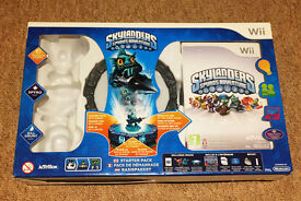 (Wii) Skylanders Spyro & Skylanders Giants; Game CDs + Portals: £5 each
