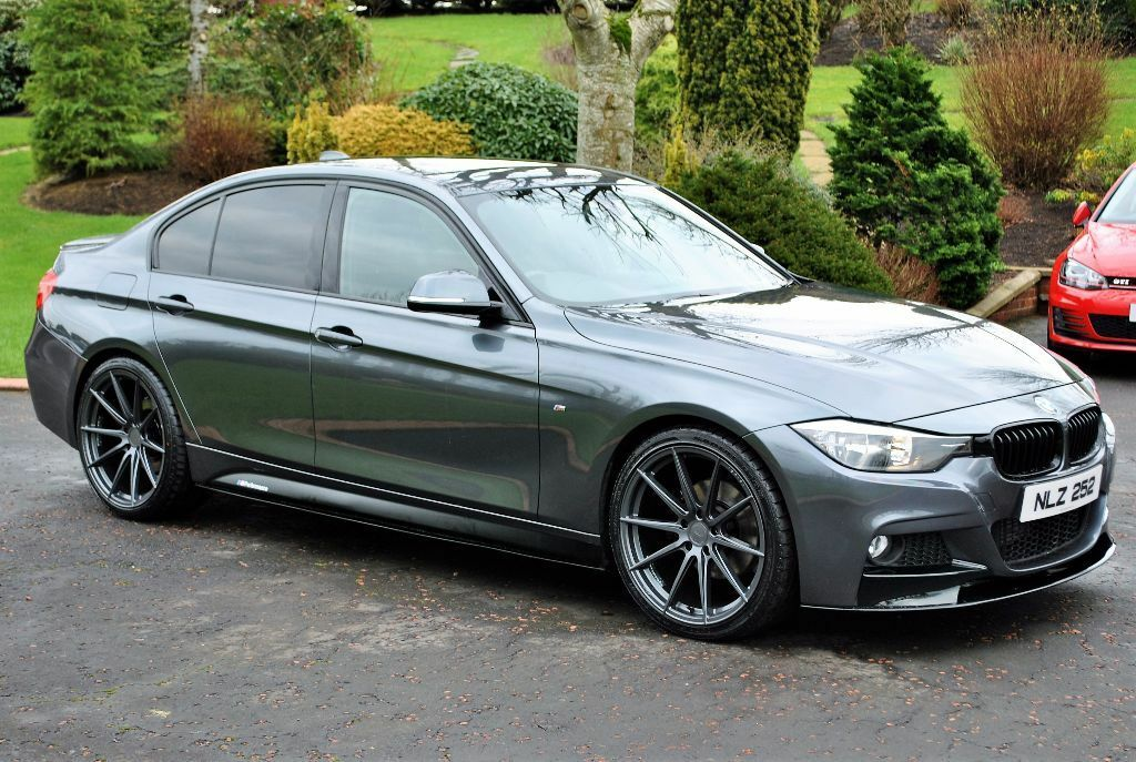 bmw f30 320d m sport auto trip m performance kit in toomebridge county antrim gumtree. Black Bedroom Furniture Sets. Home Design Ideas