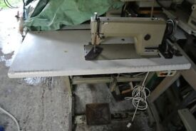 Brother Lockstitch Sewing machine for Alteration shops, Home use, factory, Schools, Colleges,