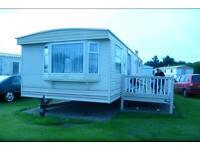FOR RENT 2 Bedroom - 6 berth caravan