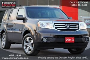 2013 Honda Pilot EX-L DVD LEATHER SUNROOF