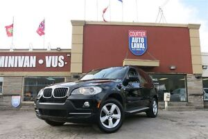 2008 BMW X5 3.0si-7 PASSAGERS-AWD-CUIR-TOIT PANO