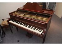 Carlbery Baby Grand Piano For Sale