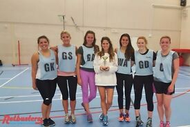 Social netball leagues in Balham