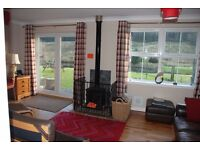 Beautiful Self Catering Woodland Cottage (Perthshire)