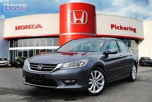 2013 Honda Accord Touring | NAVIGATION | LEATHER | REARVIEW CAME