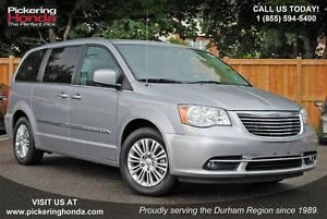 2015 Chrysler Town & Country Touring-L LEATHER REMOTE START BLUE